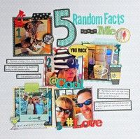 A Project by ekskou from our Scrapbooking Gallery originally submitted 05/18/13 at 09:01 PM
