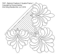 Hand Embroidery Design Patterns, Quilt Patterns, Longarm Quilting, Free Motion Quilting, Pencil Drawing Images, Walking Foot Quilting, Owl Tattoo Design, Whole Cloth Quilts, Machine Quilting Designs