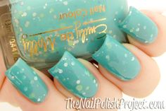 Emily de Molly - A Certain Shade Of Green (Swap only for ISO EdM, Lilypad, or Lacquer Lust not looking to sell atm)