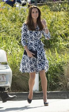 Kate Middleton - The Royal Tour Continues at Echo Point