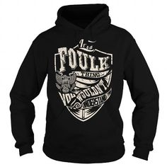 Awesome Tee Its a FOULK Thing (Eagle) - Last Name, Surname T-Shirt T shirts