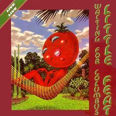 Little Feat...love them and grew up listening to them.  Check them out!  They are great.