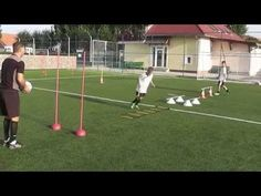 coerver personal training( Pmfc u11(2004)) - YouTube
