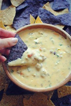dip de queso y salchicha italiana