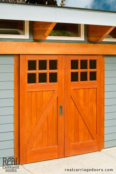 1000 images about carriage doors on pinterest carriage for Sliding carriage doors