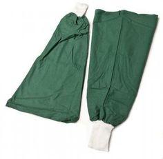 Ruotsalaiset kirurgin irtohihat, uudenveroiset - Varusteleka.fi Parachute Pants, Raincoat, Jackets, Fashion, Rain Jacket, Down Jackets, Moda, Fashion Styles