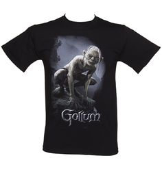 Mens Black Gollum Lord Of The Rings T-Shirt A great find for any fan of the Lord Of The Rings books/movie trilogy! Featuring Gullum and that famous ring, this is a real treat which will have you begging for Mor(dor)! http://www.comparestoreprices.co.uk//mens-black-gollum-lord-of-the-rings-t-shirt.asp