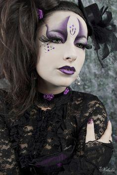 Makeup has really become an art.