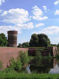 Visit the Historical Spandau Citadel and Biergarten in Berlin