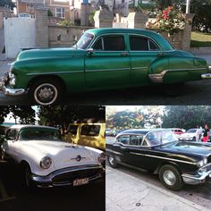 Drive in Cuba with the class. One And Only, Cuba, Classic Cars, Vintage Classic Cars, Vintage Cars, Classic Trucks