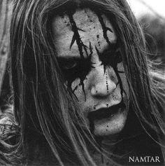 Namtar of Carach Angren #carachangren #blackmetal #netherlands #dutchblackmetal