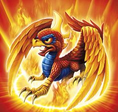 Sunburn (Fire Element)