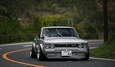 Nissan Skyline GT-R (KPGC10/Hakosuka)
