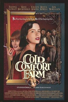 Loved this movie when it came out! First time I ever saw young Kate Bekinsale and a handsome Rufus Sewell - Cold Comfort Farm