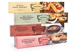 PASTRY CREAM PACKAGING - Buscar con Google