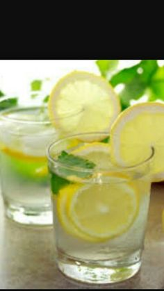 DON'T FORGET TO DRINK YOUR LEMON WATER LADIES!! Lemons are packed like a clown car with nutrients, including vitamin C, B-complex vitamins, calcium, iron, magnesium, potassium, and fiber. (Fun fact: they contain more potassium than apples or grapes!) Because of how hard lemon juice can be on the enamel of your teeth, it's important to dilute it with water of any temperature (though lukewarm is recommended). Drink it first thing in the morning, and wait 15 to 30 minutes to have breakfast…