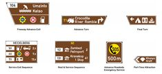 South African Road Traffic Signs Regulatory Signs, Directional Signs, Tourism, African, Turismo, Direction Signs, Travel