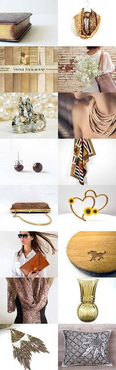 Neutrally Yours by Linda Karen on Etsy--Pinned+with+TreasuryPin.com