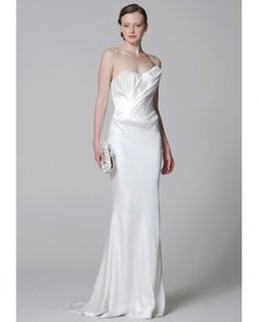 The 2013 Marchesa Bridal collection is a treasure trove of beautiful gowns - this is what bridal couture is all about. Marchesa Wedding Dress, Marchesa Bridal, Wedding Dress 2013, Wedding Gowns, Marchesa Spring, Spring Wedding, Wedding Bride, Lace Wedding, Dance Dresses