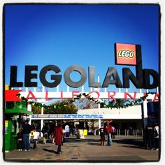 Legoland California in Carlsbad, CA. A fantastic to take kids 12 years or younger any time of year.  They just added a waterpark too.