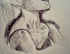 By Nidorina >Sketch >Pendrawing >Doodle >Skinny