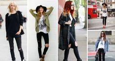 d4a60bc0a7463 2014 için en iyi 107 Kombinler görüntüsü | Style, Basic style ve ...