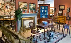 Linda Rosen Antiques: American Country Furniture, Folk Art, Paintings & Accessories | lindarosenantiques.com