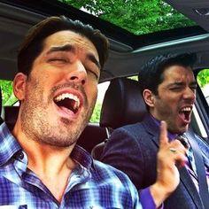 Property Brothers Jonathan and Drew Scott