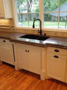 desert brown granite countertops   kitchen   pinterest   brown