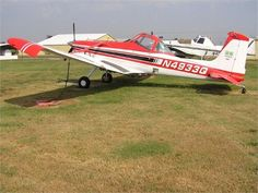 1976 CESSNA A188B Piston Agricultural Aircraft For Sale At Controller.com