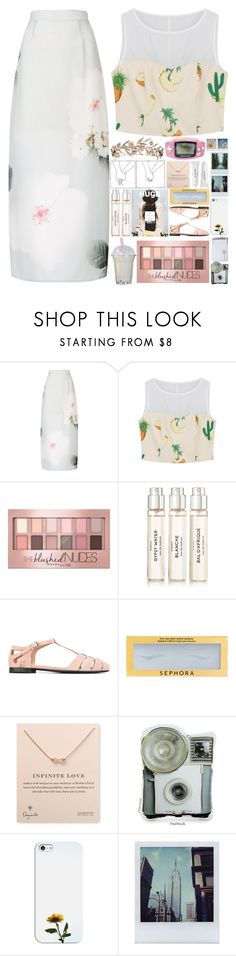 """""""♡July 28th, 2017 2:00am♡"""" by nihilistic ❤ liked on Polyvore featuring Phase Eight, Maybelline, Byredo, Church's, Sephora Collection, Mon Cheri, Dogeared, Casetify, Polaroid and polyvoreeditorial"""