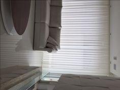 cortina branca sala voil