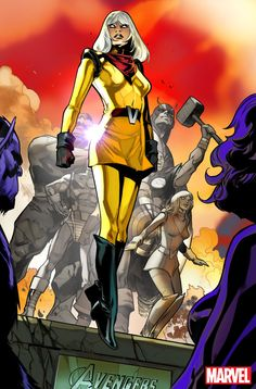 Phoenix Resurrection #1 and Avengers #675 Go to Second Printings