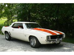 THE SIXTIES - 1969 Chevrolet Camaro RS/SS Photo Gallery - ClassicCars.com & Hemmings Motor News