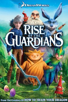 Rise of the Guardians - Rotten Tomatoes Have watched - 4/5 Stars.