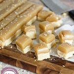 Cubetti al Caramello - Caramel Fudge