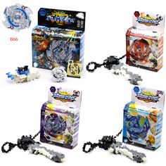 Buy Online Hot Sale Beyblade Burst Starter Zeno Excalibur B-48 B-66 B-34 B-35 B-41 With Launcher And Retail Box Gifts For Kids