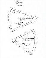 Moldes Para Artesanato em Tecido: Bolo de feltro