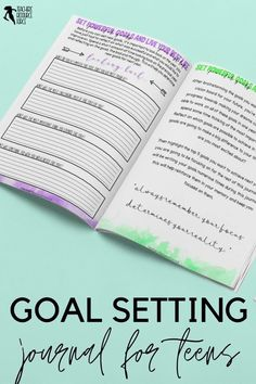 Develop a growth mindset in your students with this ultimate guide to setting powerful goals and living your best life journal! This resource an effective way of developing a responsive classroom by incorporating SEL social and emotional learning. With this resource, you will receive a 42 slide PowerPoint Lesson to help teach and guide your students to successful goal setting using a scientifically proven 7 step process which they can record in their very own ready to go journals.