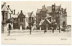 Royal Infirmary, Halifax (Document ID: 100030)