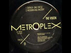 Robert Hood - Detroit: One Circle (Techno, 1996)