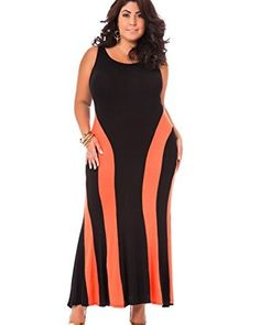 Plus size dress 6x maxi