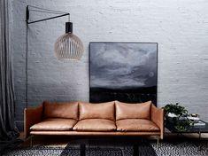 ¿Hogar de diseño, estudio de trabajo o showroom? Real Living Magazine, Melbourne House, Showroom Design, Vogue Living, The Design Files, Architect Design, Best Interior, Lamp Design, Interiores Design