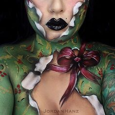 A repost of a look I did last year during the Holiday season  #HANZMAS starts tomorrow, December will be full of holiday inspired tutorials. ‼️Remember: upload days will be Thuursday/Monday with a few extra ones throw in. I will be revamping this design for one of the videos as well. ❤️ ⠀⠀⠀⠀⠀⠀⠀⠀ ⠀⠀⠀⠀⠀⠀⠀⠀ ⠀⠀⠀⠀⠀⠀⠀⠀ ⠀⠀⠀ First up is a collab with my best @dehsonae. Any holiday requests? **Jordan Hanz**