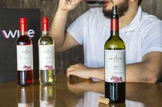 Os vinhos Altivo passaram por anos de aperfeiçoamento o que fez eles se tornarem o que são hoje! #wine #vinho #vinhotinto #vinhobranco