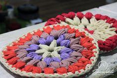 Taller de fundas de taburete con crochet XL