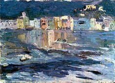 Kandinsky, Santa Maguerite, 1906.