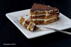 Sour Cream Cake (Smetannik): Russian Recipes Revisited