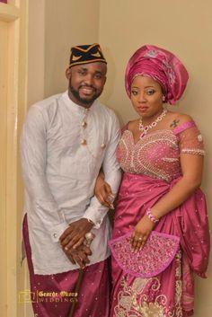 Nigerian Wedding Presents Akan & MaryAnn Efik-Calabar Traditional Wedding  George Okoro Weddings 34