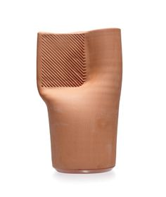 Eno Fresh Terracotta Carafe. The terracotta is a natural insulator to keep beverages cool.